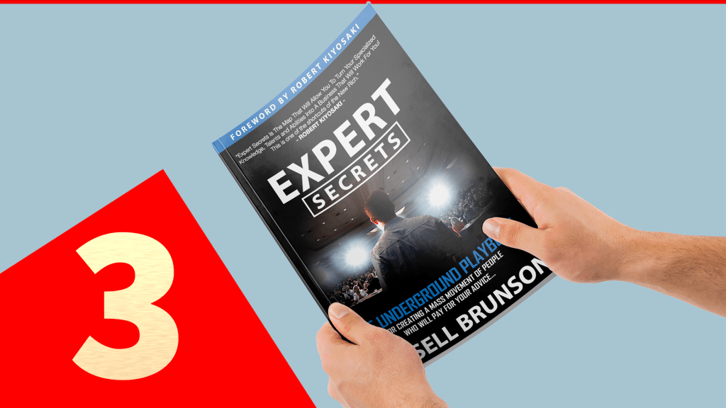 expert secrets russell - study guide episode 3