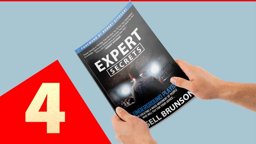 expert secrets by russell brunson - study guide episode 4
